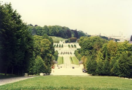 PARC DE SAINT CLOUD